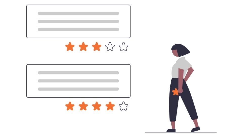 Why are customer reviews so important?
