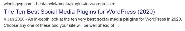 Research plugins